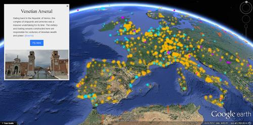 Google Earth十岁啦