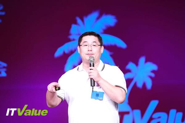 开源中国CEO马越