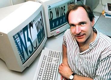 WWW的发明者蒂姆·伯纳斯