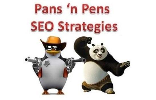 谷歌搜索引擎算法 熊猫算法 企鹅算法