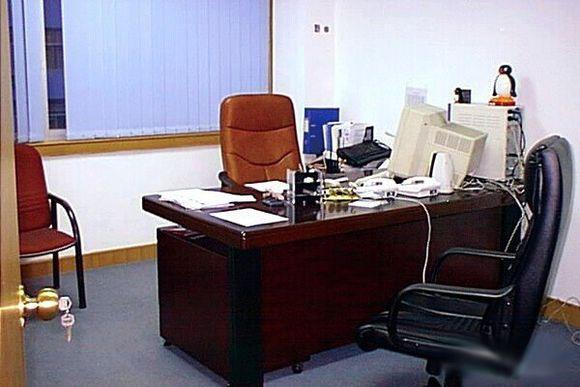 马化腾办公室