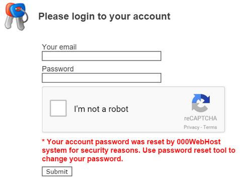 虚拟主机商 000webhost 000webhost被黑 000webhost数据泄露