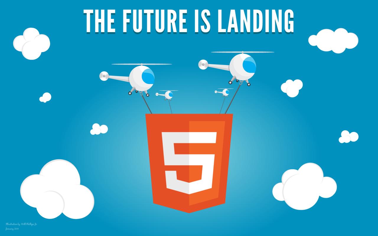 HTML5教程 HTML5语法规则 HTML5开发工具 html5APP开发
