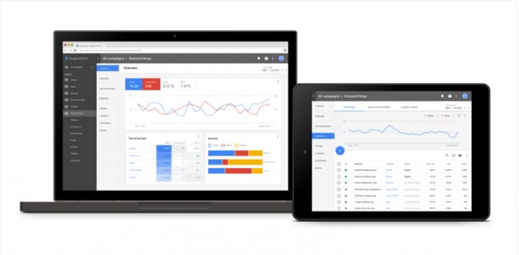 谷歌AdWords 谷歌AdWords新界面 谷歌adwords推广 谷歌Adwords怎么用