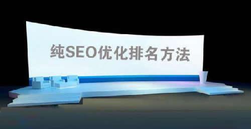 一个不会写代码的纯SEO优化排名方法 SEO SEO推广 第1张